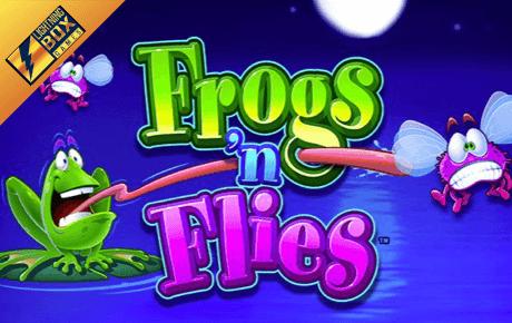 frogs 'n flies slot machine online
