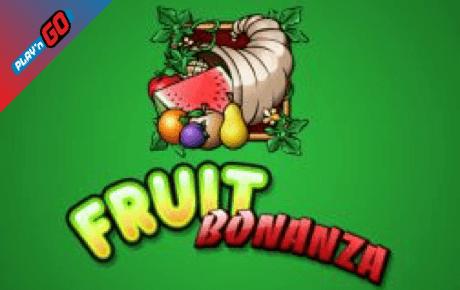 fruit bonanza slot machine online