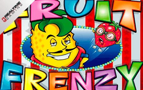 fruit frenzy slot machine online