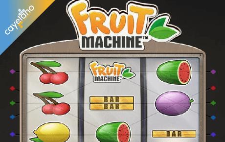 Fruit Machine slot machine