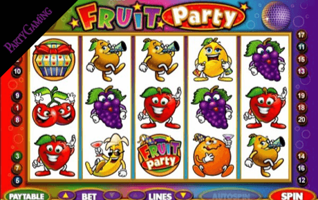 Fruit Party slot machine