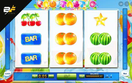 fruitastic slot machine online