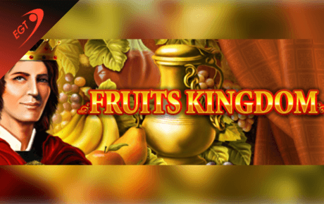 fruits kingdom slot machine online