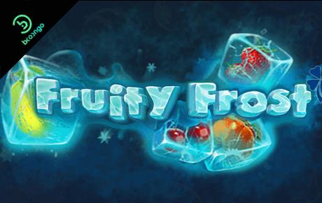 fruity frost slot machine online