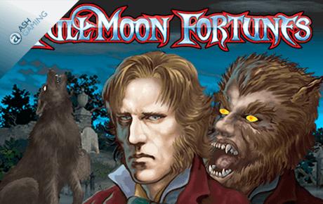 Full Moon Fortunes slot machine