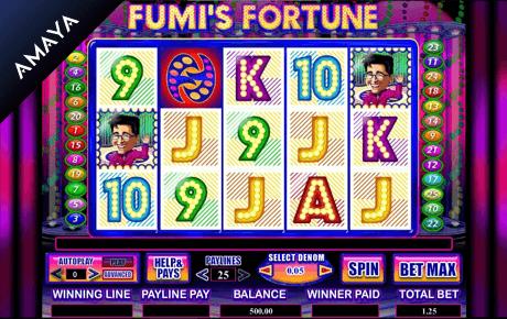 fumi's fortune slot machine online
