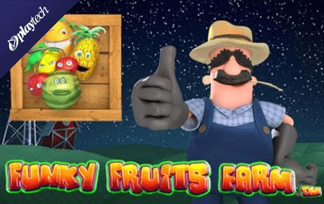 Funky Fruits Farm slot machine