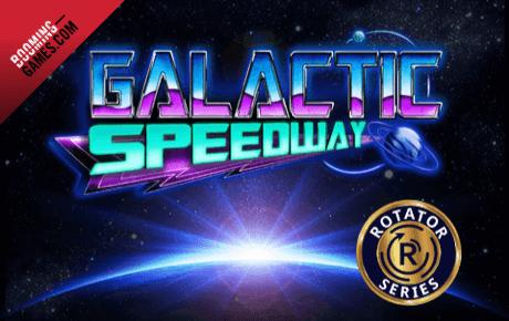Galactic Speedway slot machine