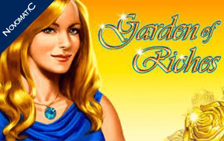 garden of riches slot machine online