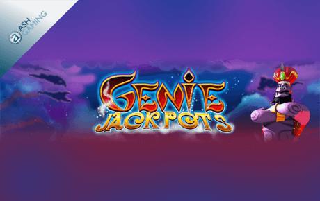 genie jackpots slot machine online