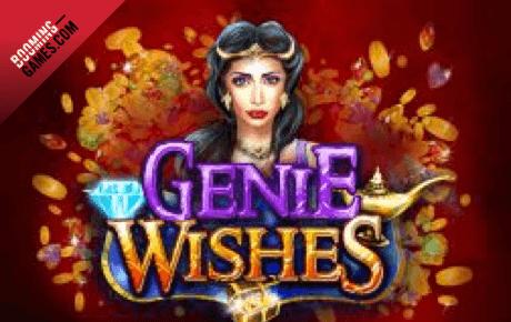 genie wishes slot machine online