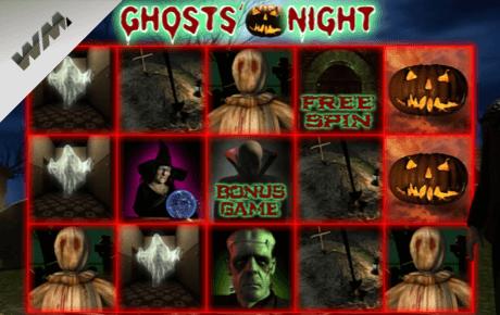ghosts' night slot machine online