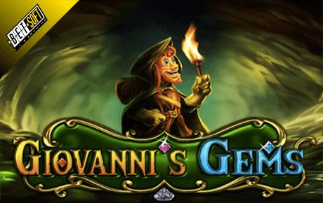 giovanni's gems slot machine online