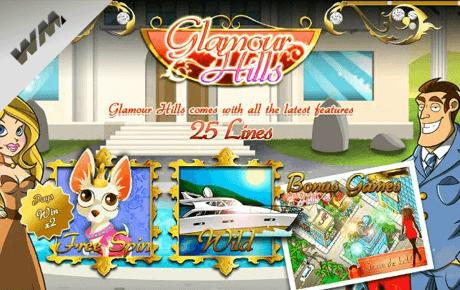 glamour hills slot machine online