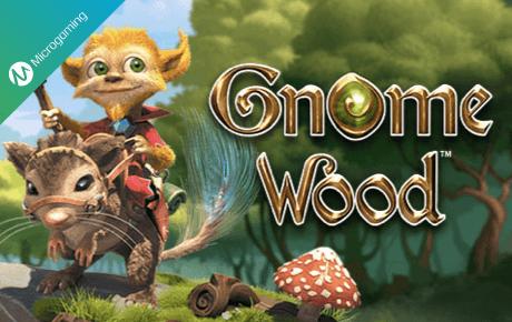 gnome wood slot machine online