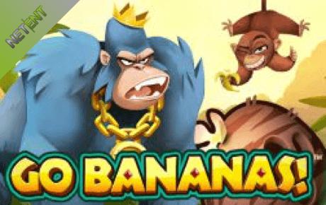 go bananas! slot machine online