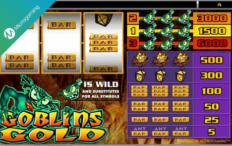 goblins gold slot machine online