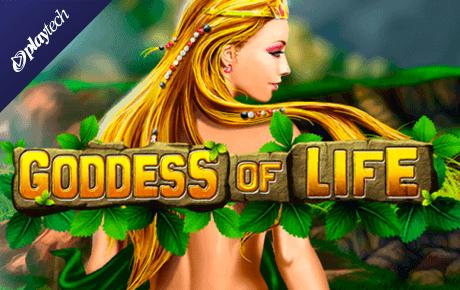 goddess of life slot machine online