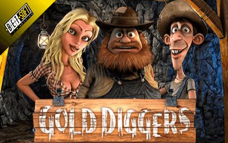 gold diggers slot machine online