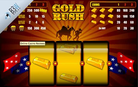 gold rush slot machine online