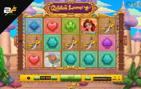 Golden Lamp slot machine