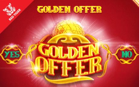 golden offer slot machine online