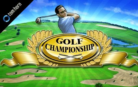 Golf Championship slot machine