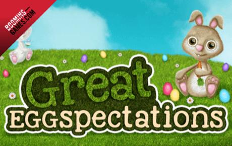 Great Eggspectations slot machine