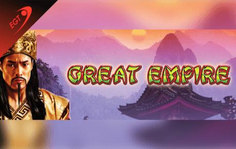 Great Empire slot machine