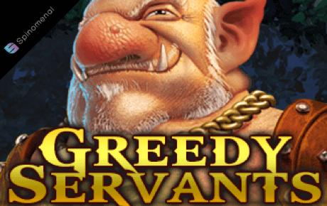 Greedy Servants slot machine