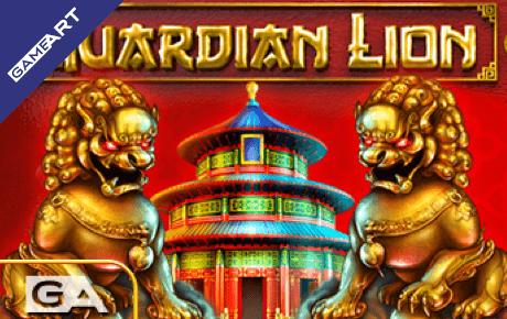 guardian lion slot machine online