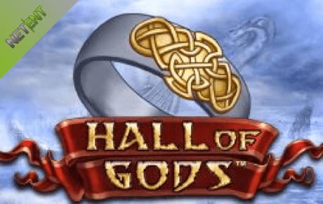 hall of gods slot machine online