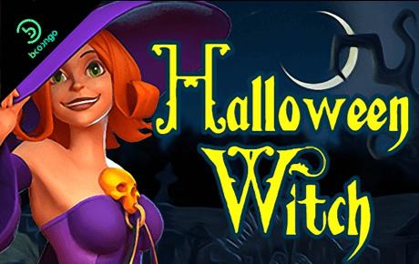 halloween witch slot machine online