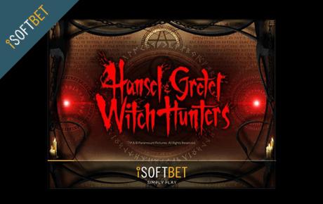 Hansel  Gretel Witch Hunters slot machine