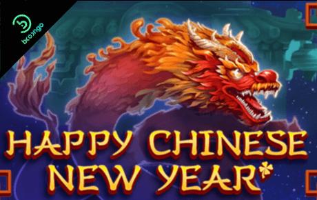 Happy Chinese New Year slot machine