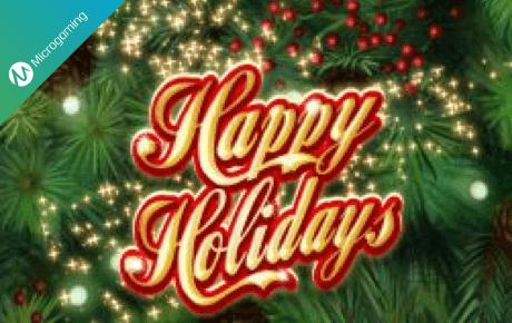 Happy Holidays Slot machine