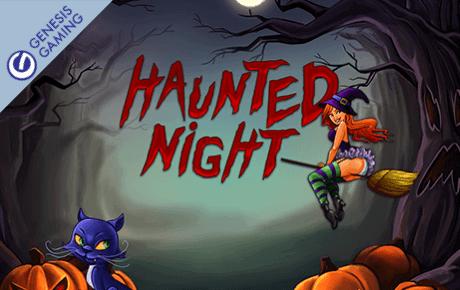 haunted night slot machine online