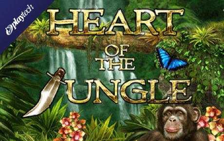 heart of the jungle slot machine online