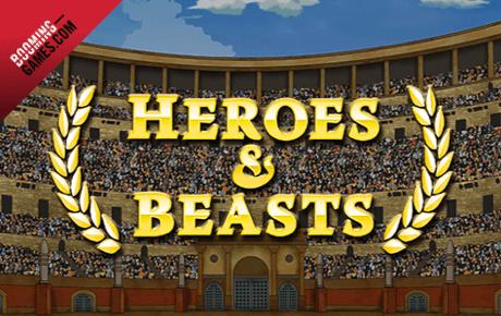 Heroes & Beasts slot machine