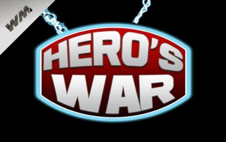 hero's war slot machine online
