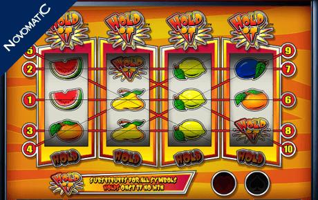 hold it! casino slot machine online
