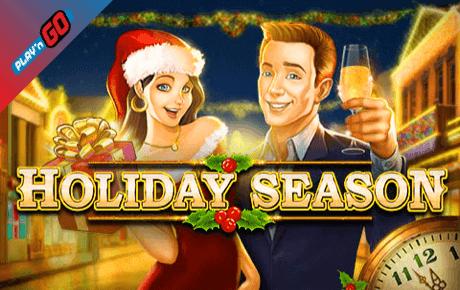 holiday season slot machine online