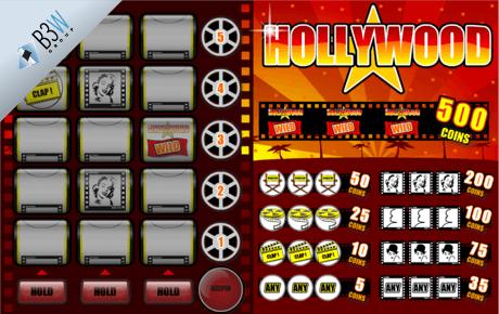Hollywood slot machine