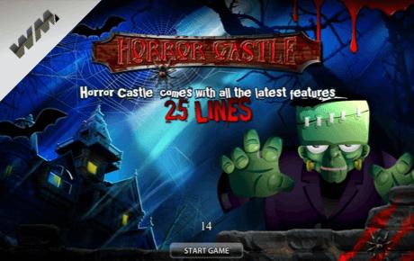 horror castle slot machine online