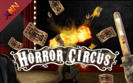 horror circus slot machine online