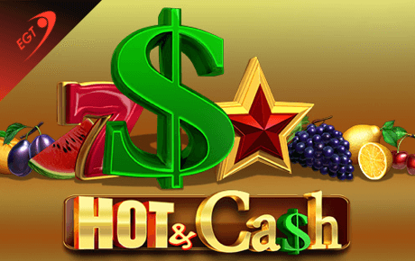hot & cash slot machine online