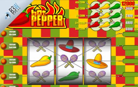 hot pepper slot machine online