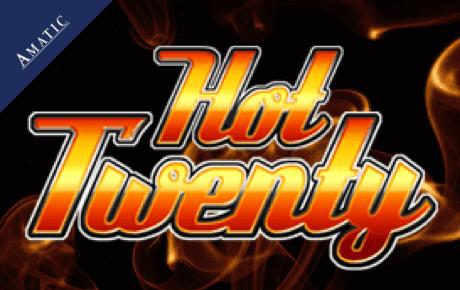 hot twenty slot machine online