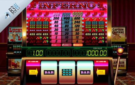 inferno slot machine online