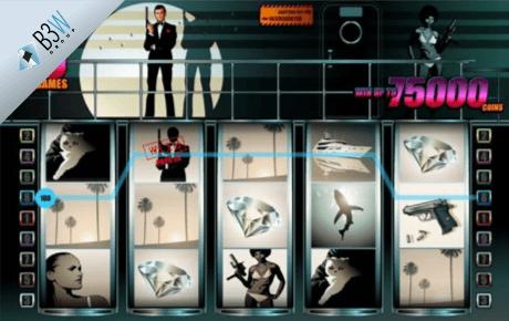 james band slot machine online